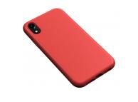 Husa TPU OEM Starry pentru Apple iPhone XR, Rosie, Bulk
