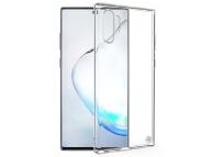 Husa TPU Tellur Basic pentru Samsung Galaxy Note 10+ N975 / Note 10+ 5G N976, Transparenta, Blister TLL121136