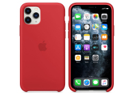 Husa Silicon Apple iPhone 11 Pro, Rosie, Blister MWYH2ZM/A