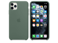 Husa Silicon Apple iPhone 11 Pro Max, Verde, Blister MX012ZM/A