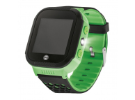Ceas Smartwatch Forever Kids KW-200 Find Me, Localizare GPS, Verde Blister