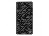 Husa Plastic - TPU Nillkin Twinkle Hard pentru Samsung Galaxy Note 10+ N975 / Note 10+ 5G N976, Neagra, Blister