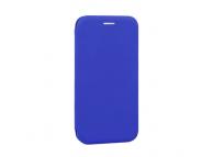 Husa Piele OEM Elegance pentru Samsung Galaxy A40 A405, Albastra, Bulk