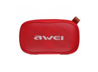Difuzor portabil Bluetooth Awei Y900, Rosu, Blister