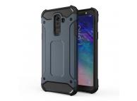 Husa Plastic - TPU OEM Tough Armor pentru Samsung Galaxy A10 A105, Bleumarin, Bulk
