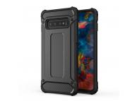 Husa Plastic - TPU OEM Tough Armor pentru Apple iPhone 11, Neagra, Bulk