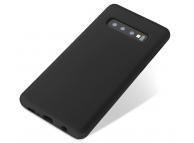 Husa TPU Nevox pentru Samsung Galaxy S10 G973, STYLESHELL SHOCK, Neagra, Blister