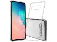 Husa TPU Nevox pentru Samsung Galaxy S10 G973, STYLESHELL FLEX, Transparenta, Blister