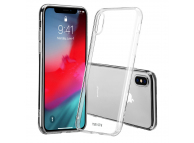 Husa TPU Nevox pentru Apple iPhone X / Apple iPhone XS, STYLESHELL FLEX, Transparenta, Blister