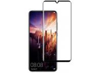 Folie Protectie Ecran Nevox pentru Huawei P30 Pro, Sticla securizata, Cu Rama ajutatoare, CURVED, 3D, 0.33mm, Blister