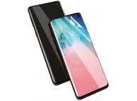 Folie Protectie Ecran Nevox pentru Samsung Galaxy S10 G973, Plastic, Nano, Blister