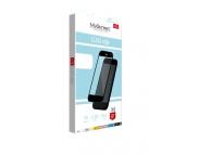 Folie Protectie Ecran MyScreen pentru Samsung Galaxy A10 A105 / Samsung Galaxy M10, Sticla securizata, Full Face, Full Glue, Neagra, Blister