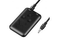 Receptor / Transmitator Bluetooth OEM JDEX-TX10, 3.5 mm, Negru, Blister