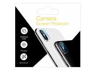 Folie Protectie Camera spate OEM pentru Apple iPhone XS, Sticla securizata, 9H, Blister