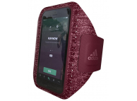 Husa Armband Adidas Sport SS17 pentru iPhone 6/ iPhone 7/ iPhone 8, Rosie