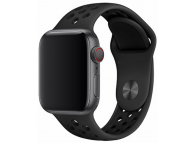 Curea Ceas Sport2 Band Devia Deluxe pentru Apple Watch 40mm, Neagra, Blister