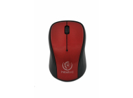 Mouse Wireless Rebeltec Comet Rosu Blister