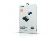 Handsfree Casca Bluetooth JELLICO HM-190, SinglePoint, Negru, Blister