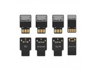 Set Conectori QianLi pentru testare acumulatori Apple iPhone (4 Bucati)