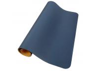 Mousepad Business Double Sided, 90 x 45 cm, Albastru-Galben