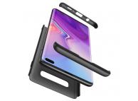 Husa Plastic GKK Full Cover pentru Samsung Galaxy S10+ G975, Neagra, Bulk