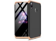Husa Plastic GKK Full Cover pentru Huawei P Smart (2019) / Huawei Honor 10 Lite, Roz, Bulk