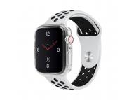 Husa TPU Slim pentru Apple Watch Series 4, 44mm Uniq Glase, Transparenta Blister