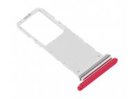Suport SIM Rosu (Aura Red) Samsung Galaxy Note 10 N970