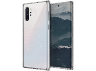 Husa TPU UNIQ Lifepro Tinsel pentru Samsung Galaxy Note 10+ N975 / Note 10+ 5G N976, Transparenta, Blister