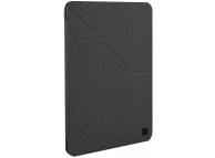 Husa Textil UNIQ Kanvas Plus pentru Apple iPad Air (2019), Neagra, Blister