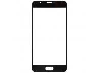Geam Ecran OEM pentru Asus Zenfone 4 Max Plus ZC554KL, Negru, Bulk