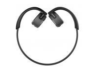 Handsfree Casti Bluetooth Awei Sport A883BL Waterproof IPX4, cu microfon, MultiPoint, Negru, Blister