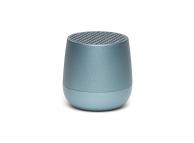 Mini Difuzor Bluetooth LEXON Mino, TWS, Selfie Remote, Handsfree, 3W, Bleu, Blister LA113TLB