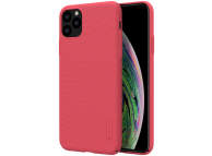 Husa TPU Nillkin Super Frosted pentru Apple iPhone 11 Pro, Rosie, Blister