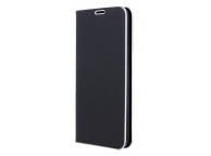 Husa Piele OEM Smart Venus pentru Apple iPhone 11 Pro, Neagra, Bulk