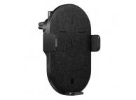 Incarcator Auto Wireless Huawei CP39S, SuperCharge, Senzor IR, 27W, Negru, Blister 55031216
