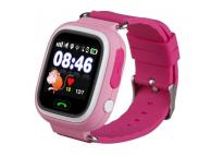 Ceas Smartwatch Kids Q90, Localizare GPS, Roz, Blister