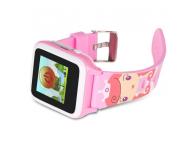 Ceas Smartwatch Kids X02S, Localizare GPS, Roz, Blister