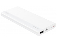 Baterie Externa Powerbank Huawei CP11QC, 10000 mA, Quick Charge, 18W, 1 x USB, Alba, Blister 55030766