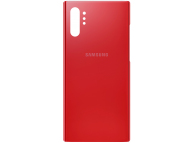 Capac Baterie (Aura Red) Rosu Samsung Galaxy Note 10+ N975 / Note 10+ 5G N976