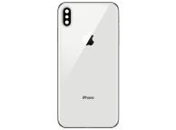 Capac Baterie - Carcasa Mijloc Alb Apple iPhone X