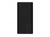 Baterie Externa Powerbank RECCI Upper RU-10000, 10000 mA, 1 x USB, Neagra, Blister
