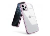 Husa Plastic - TPU Ringke Fusion pentru Apple iPhone 11 Pro Max, Mov, Blister FSAP0048