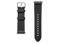 Curea Ceas Spigen Retro Fit pentru Apple Watch 1/2/3/4/5 (38/40MM), Neagra, Blister