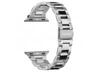 Curea Ceas Spigen Modern Fit pentru Apple Watch 1/2/3/4/5 (38/40mm), Argintie, Blister