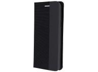 Husa OEM Smart Senso pentru Samsung Galaxy A40 A405, Neagra, Bulk
