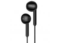 Handsfree Casti EarBuds XO Design EP8, Cu microfon, USB Type-C, Negru, Blister