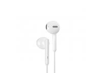 Handsfree Casti EarBuds XO Design EP8, Cu microfon, USB Type-C, Alb, Blister