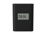 Alcool Tester portabil Digital Display Square, Negru