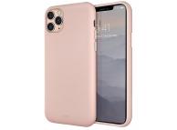 Husa TPU UNIQ Lino Apple iPhone 11 Pro Max, Roz, Blister